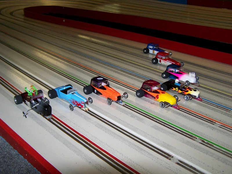 Slot cars racing ho chunk casino in wisconsin dells reservation